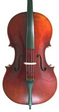 Heritage Series Brother Amati (1616) Cello (Instrument Only)